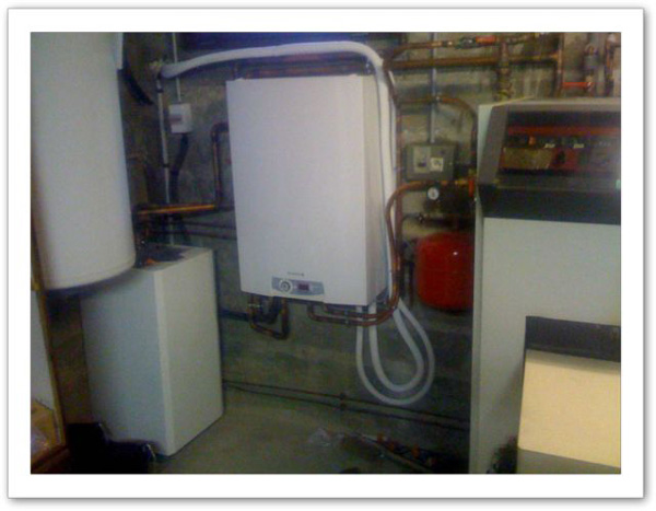 pompe chaleur air eau installation int rieure. Black Bedroom Furniture Sets. Home Design Ideas